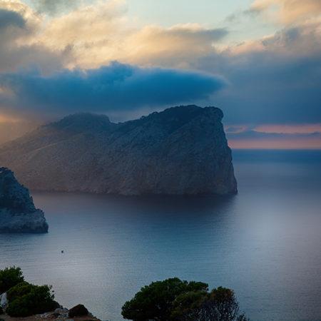 Mallorca, Foto-Graefin, Cap Formentor, Abendstimmung, melanie brunzel,