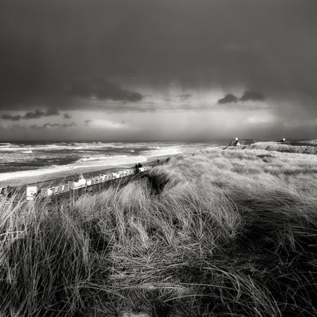Sylt, Melanie Brunzel, Foto-Graefin, rotes Kliff, Kampen, Meer, Strand, Dünengras