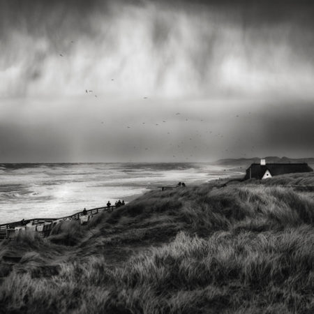 Sylt, Melanie Brunzel, Foto-Graefin, Nordsee, Meer, Wolken,